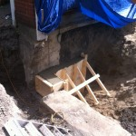 Major foundation repair