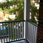 Heritage porch restoration